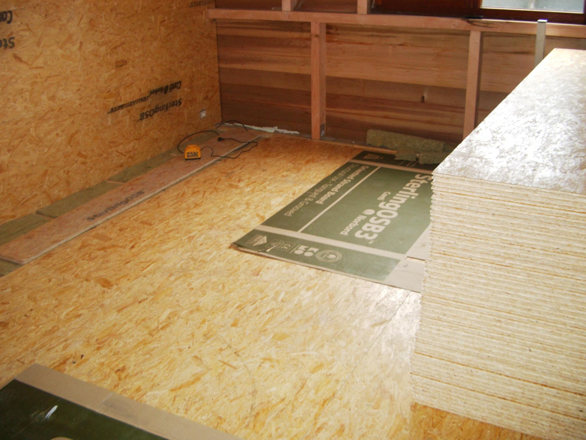 chalet verbouwen en renoveren de karweier. Black Bedroom Furniture Sets. Home Design Ideas
