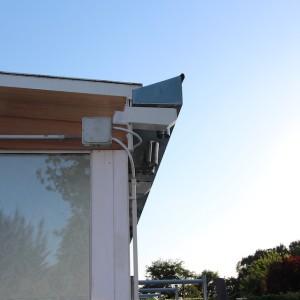 De Karweier - zinken dakgood - ceder - veranda 19