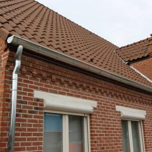 Karweier - Koperen dakgoten vervangen 10