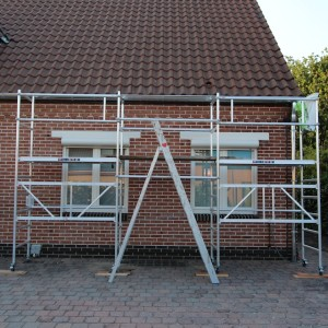 Karweier - Koperen dakgoten vervangen 13