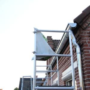 Karweier - Koperen dakgoten vervangen 14