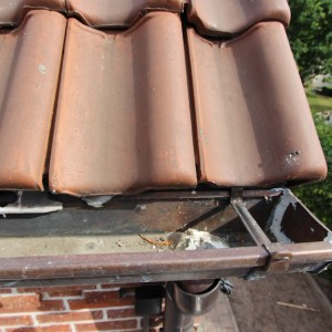 Karweier - Koperen dakgoten vervangen 2