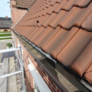 Karweier - Koperen dakgoten vervangen 3