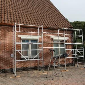 Karweier - Koperen dakgoten vervangen 4