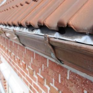 Karweier - Koperen dakgoten vervangen 5