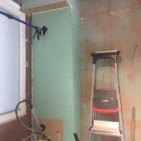 badkamer aanbouw - 1
