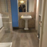badkamer aanbouw - 11