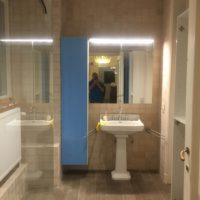 badkamer aanbouw - 12