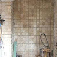 badkamer aanbouw - 3