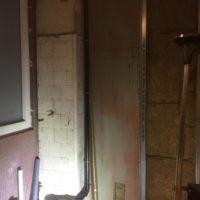 badkamer aanbouw - 4