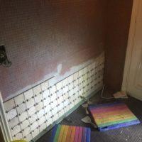 badkamer aanbouw - 5