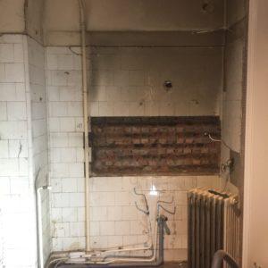 badkamer voor de werken - 3